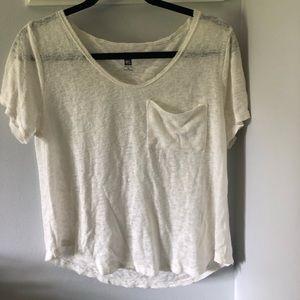 PacSun white shirt